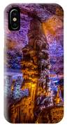Stalactite Column IPhone Case
