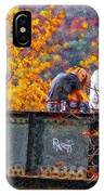 Stand By Me Impasto IPhone Case