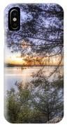Standing Sentinel - Arkansas - Cadron Settlement Park IPhone Case