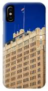 Standing Tall In San Antonio IPhone Case