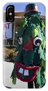 Stanford Tree Mascot Beat Cal IPhone Case