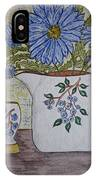 Stangl Blueberry Pottery IPhone Case