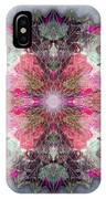 Star Mandala B IPhone Case