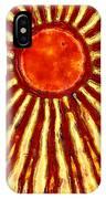 Star Shine IPhone Case