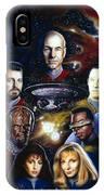 Star Trek Tng IPhone Case