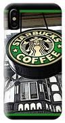 Starbucks Logo IPhone Case