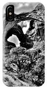 Stark Double Arch IPhone Case