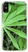 Starry Leaves IPhone X Case