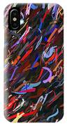 Stars In The Night Sky Abstract 3a IPhone Case