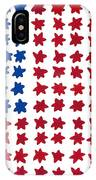 Stars No Stripes IPhone Case