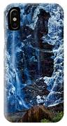 Start Of Spring Bridalvail Fall IPhone Case