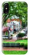 State House Grounds IPhone Case