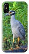 Stately Heron IPhone Case