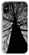Static Tree IPhone Case