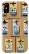 Stations Of The Cross Collage IPhone Case