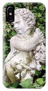 Statue Watercolor Effect IPhone Case