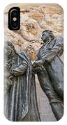 Statues IPhone Case