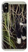 Stealth Cat IPhone Case