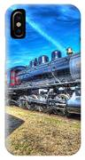 Steam Locomotive No 4 Virginian Class Sa  IPhone Case