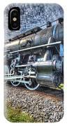 Steam Locomotive No 606 IPhone Case