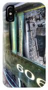 Steam Locomotive Norfolk And Western  No. 606 IPhone Case