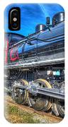 Steam Locomotive Virginian Class Sa No 4 IPhone Case