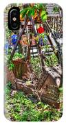 Steam Shovel Bucket IPhone Case