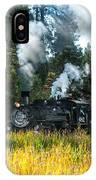 Steam Train 2 IPhone Case