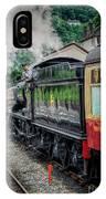 Steam Train 3802 IPhone Case