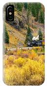 Steam Train 5 IPhone Case
