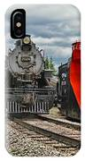 Steam Train Tr3637-13 IPhone Case