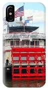 Steamboat Natchez IPhone Case
