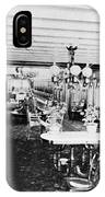 Steamer Interior, C1867 IPhone Case