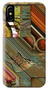 Steampunk Abstract IPhone Case