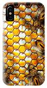 Steampunk - Apiary - The Hive IPhone Case