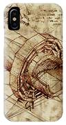 Steampunk Dream Series Iv IPhone Case