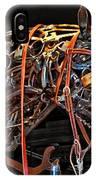 Steampunk Horse IPhone Case