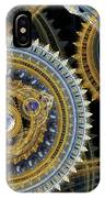 Steampunk Machine IPhone Case