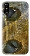 Steampunk Turbine IPhone Case
