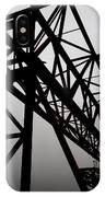 Steel Lift IPhone Case