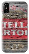 Stella Artois IPhone Case