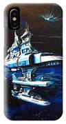 Stellar Cruiser IPhone Case