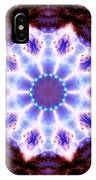 Stellar Spiral Eagle Nebula I IPhone Case