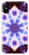 Stellar Spiral Eagle Nebula II IPhone Case