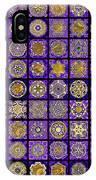 Stellars Two Dingbat Quilt IPhone Case