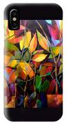 Stems And Leaves No. 76 IPhone Case