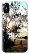 Step Into The Light IPhone Case