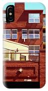 Stepped Building IPhone Case
