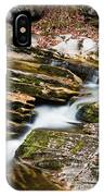 Stepping Down The River IPhone Case