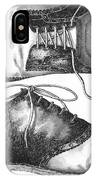 Stepping Out IPhone Case
